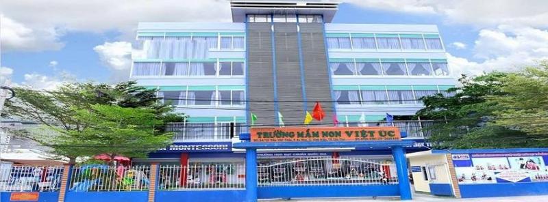 Trường Mầm Non Việt Úc Cần Thơ