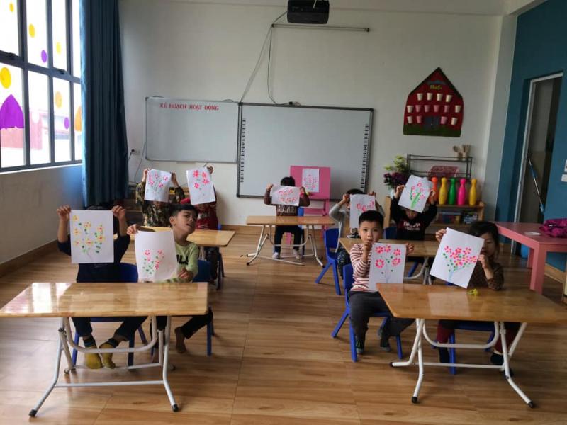 Trường Mầm non Việt Úc Bắc Ninh