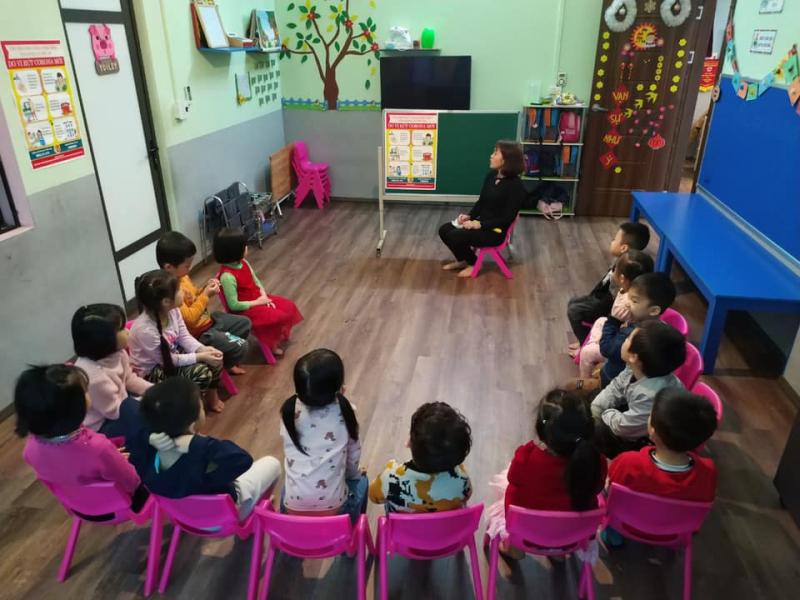 Trường Mầm non Quốc tế Baby Garden