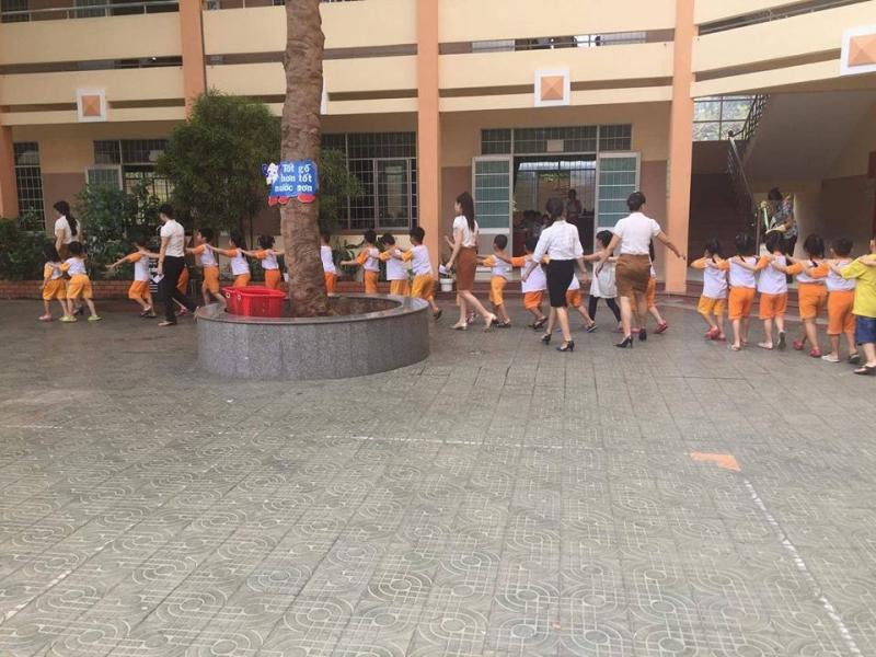 Trường Mầm non Vũng Tàu Plaza