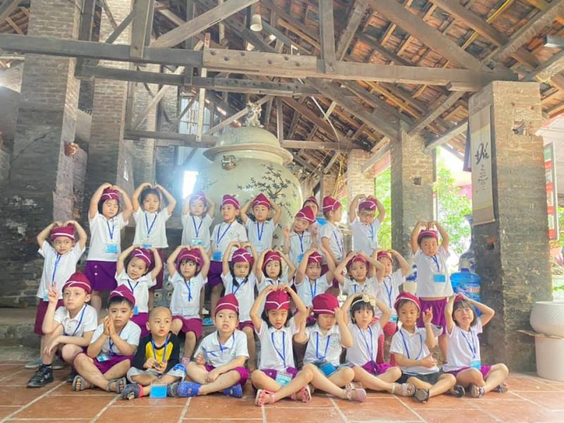 Trường mầm non Vườn Trẻ Thơ - Kid's Garden
