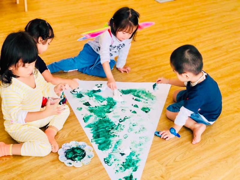 Trường Mầm non Wisdomland - Đảo Kim Cương