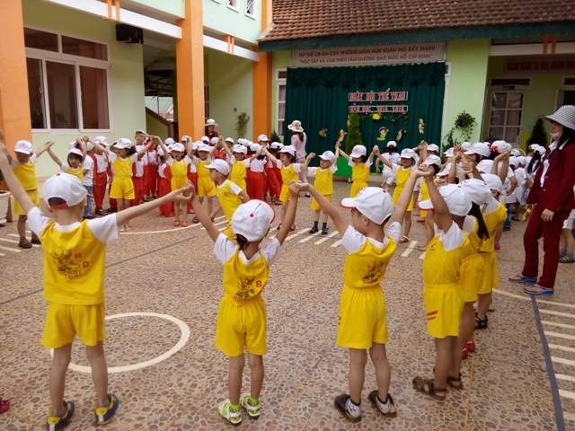 Trường Mầm Non Xuân Thọ