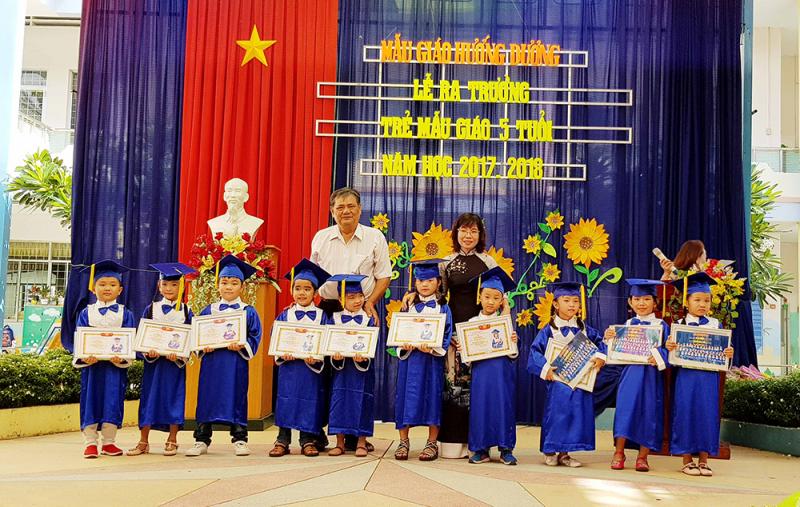 Trường Mẫu giáo Hướng Dương (TP. Long Xuyên)