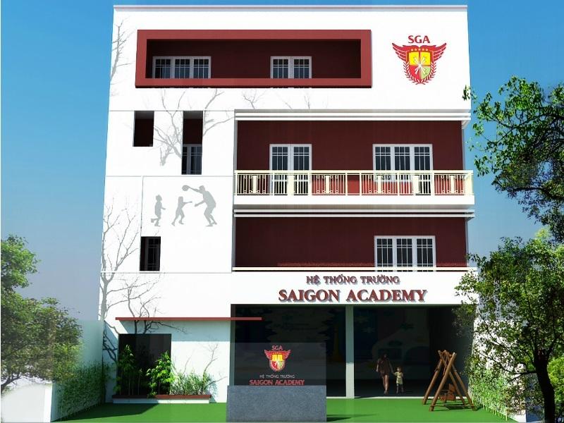 Trường mầm non Quốc tế Saigon Academy