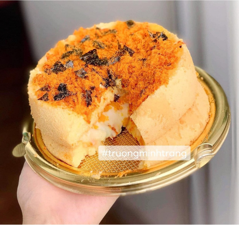 Trương Minh Trang - Pei cake