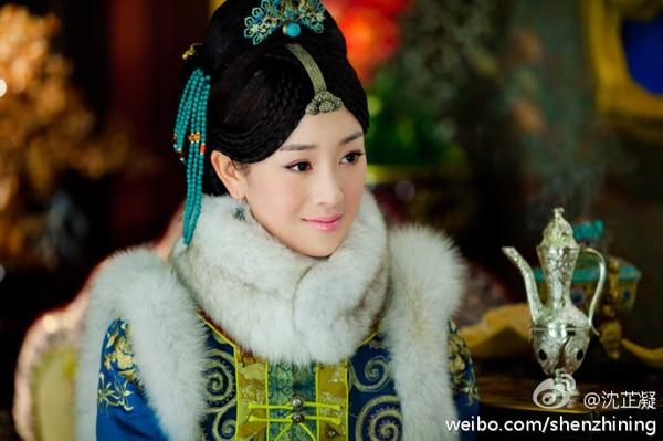 Trương Mông trong phim