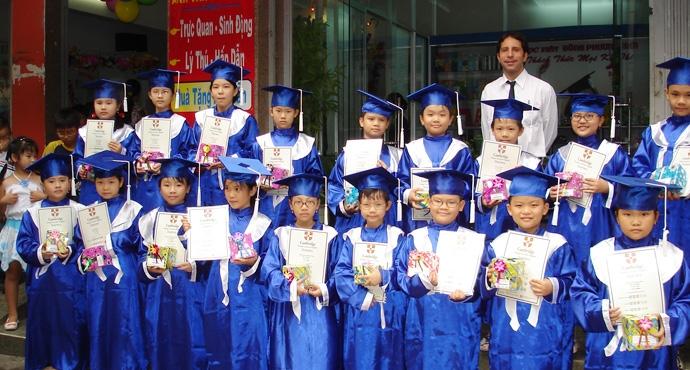 Trường Ngoại Ngữ Đông Phương Mới