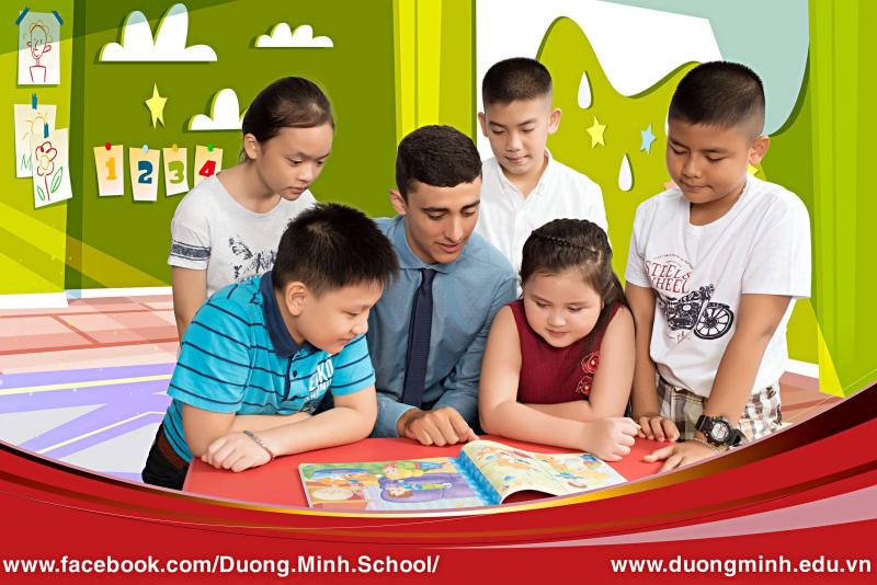 Trường ngoại ngữ Dương Minh luôn có giao viên giỏi để dạy