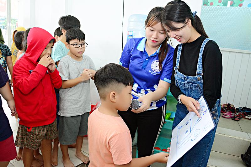 Trường ngoại ngữ Dương Minh