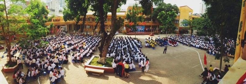 Trường Nguyễn Trường Tộ