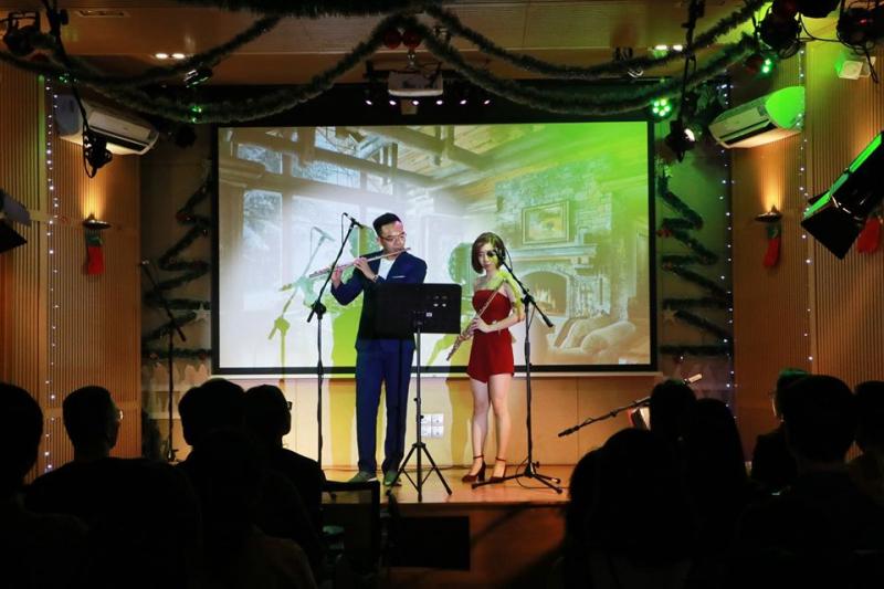 Chương trình âm nhạc của MPU