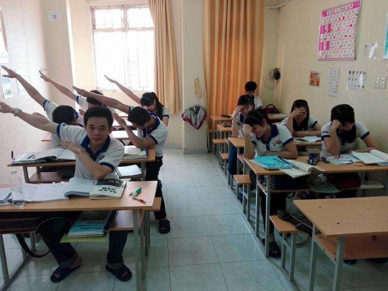 Trường Nhật Ngữ LINK