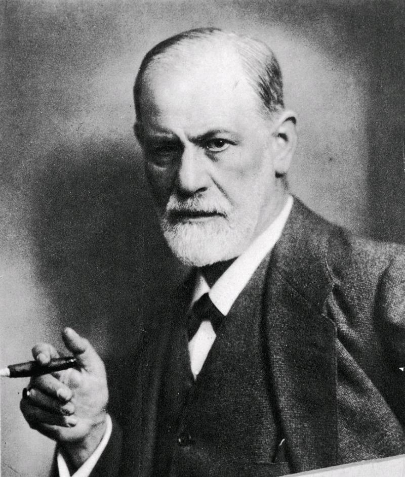 Freud - đại diện tiêu biểu cho trường phái tâm lý động học