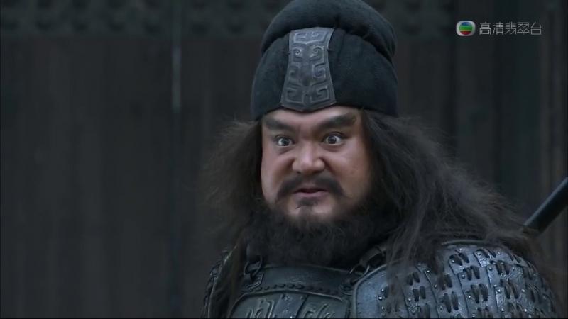 Trương Phi do diễn viên Khang Khải thủ vai