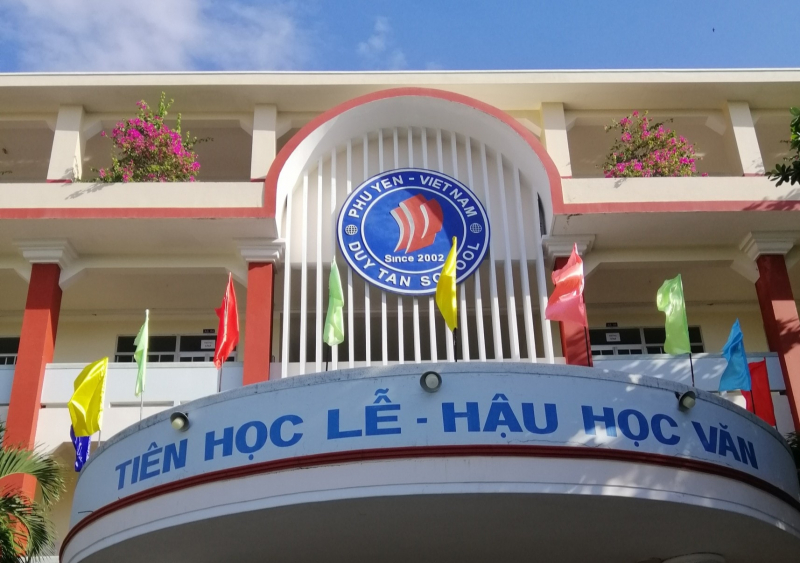 Trường Phổ thông Duy Tân