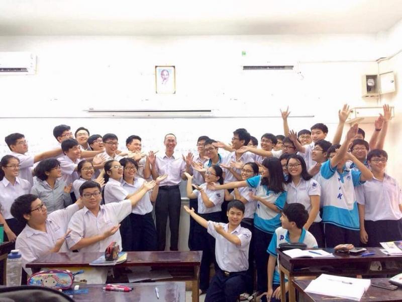 Trường Phổ thông Năng khiếu TP. HCM
