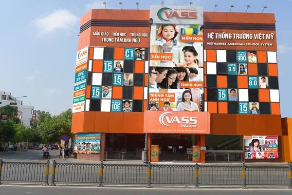 Trường Phổ Thông Trung Học Việt Mỹ - VASS