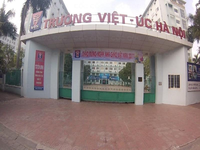 Trường Phổ thông Việt – Úc Hà Nội