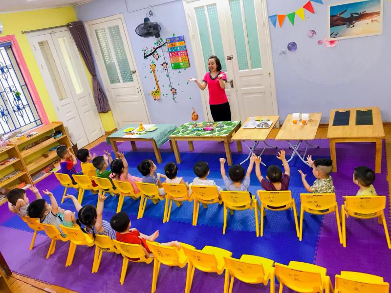 Trường Pink Sunshine Montessori Preschool
