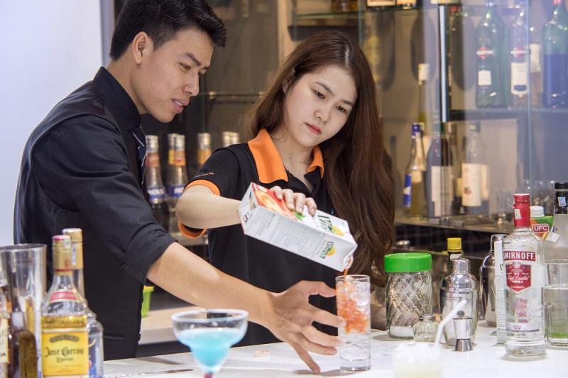 Trường Quản lý Khách sạn Việt - Úc (VAAC)