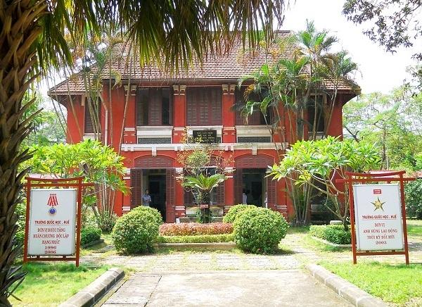 Trường Quốc học Huế