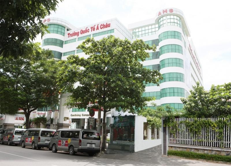 Trường quốc tế Á Châu -  bậc trung học AHS