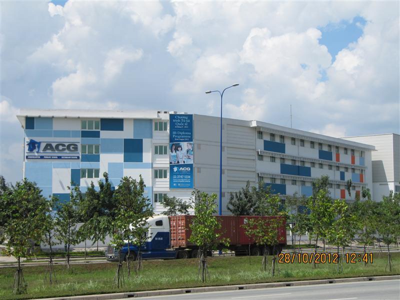 Trường Quốc tế ACG Việt Nam