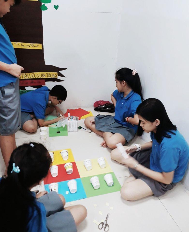 Trường Quốc Tế Hòa Bình