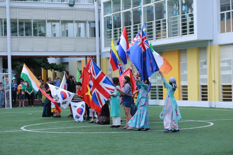 Trường quốc tế Renaissance Sài Gòn
