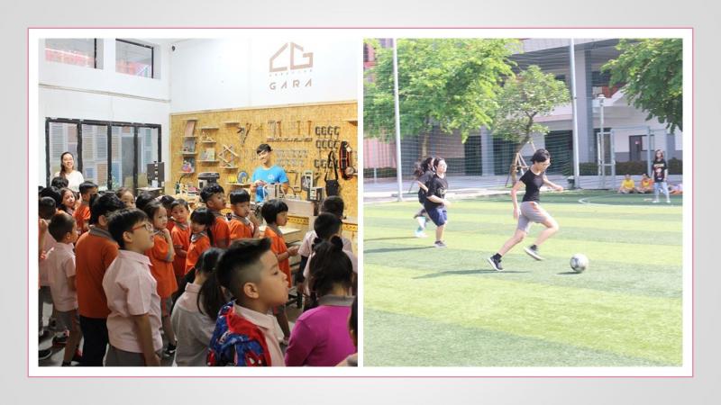 Trường quốc tế Singapore Hà Nội