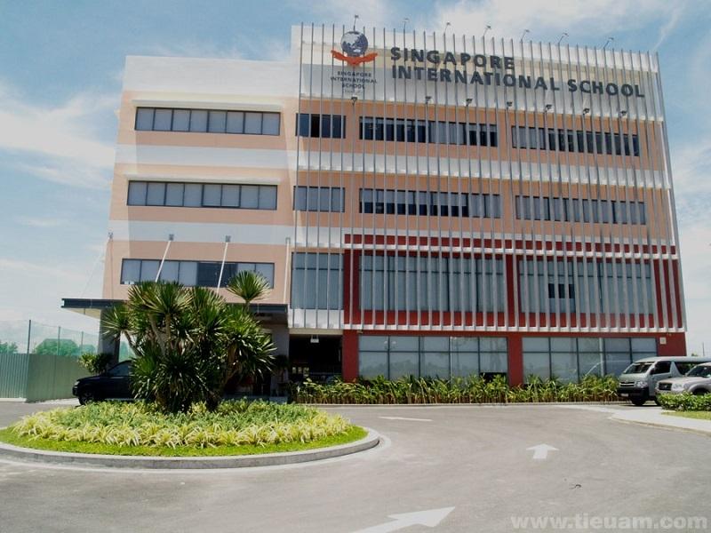 Trường Quốc tế Singapore (SIS) tại Nam Sài Gòn
