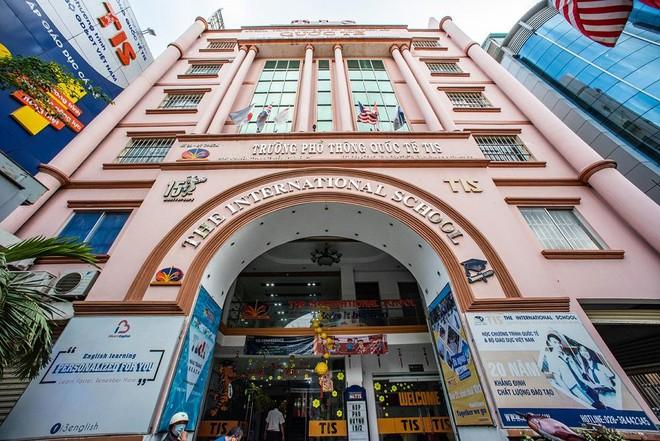Trường Quốc tế TIS (