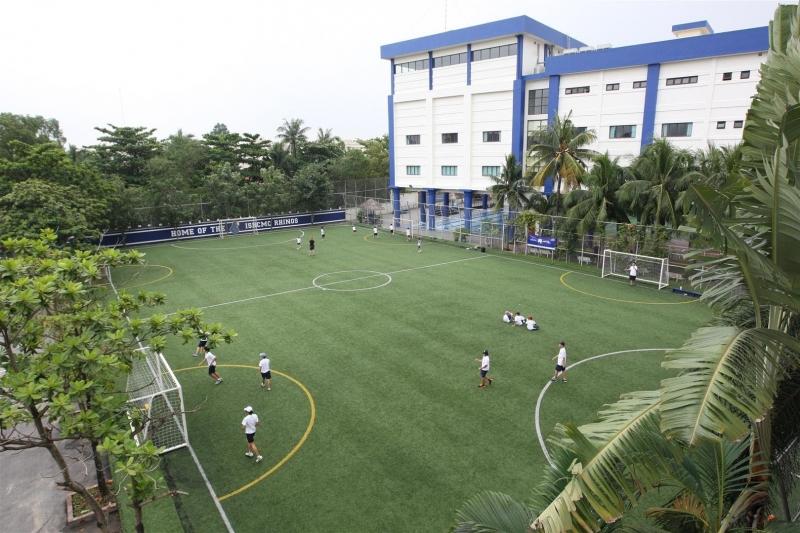 Trường quốc tế TP.Hồ Chí Minh - ISHCMC