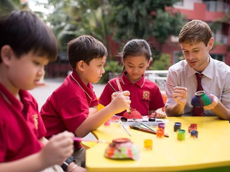 Trường Quốc tế Việt Úc sẽ là một trải nghiệm tuyệt vời