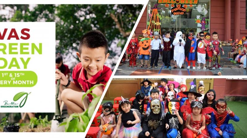 Trường Quốc tế Việt Úc – Cơ sở Sala