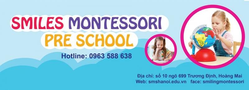 Trường mầm non Smiles Montessori Pre - School