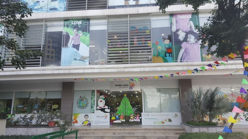 Trường song ngữ Hà Nội Academy - Nam Thăng Long