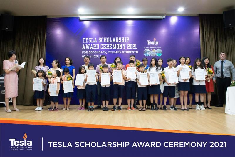 Trường Song Ngữ Quốc Tế Tesla