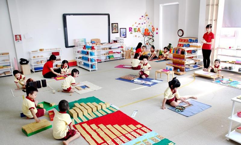 Với thiết kế hiện đại theo chuẩn quốc tế, Trường The Light Academy tích hợp đầy đủ những cơ sở vật phục phụ cho các bé