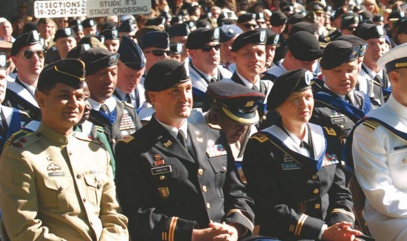 Trường Sỹ quan Chỉ huy và Tổng tham mưu