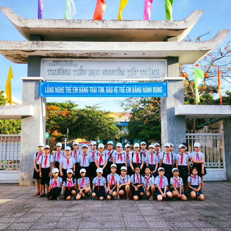 Trường TH Nguyễn Tất Thành
