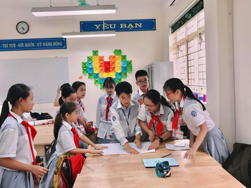 Ngôi trường được mang tên Danh nhân Chu Văn An, một nhà văn hóa – giáo dục lớn của dân tộc