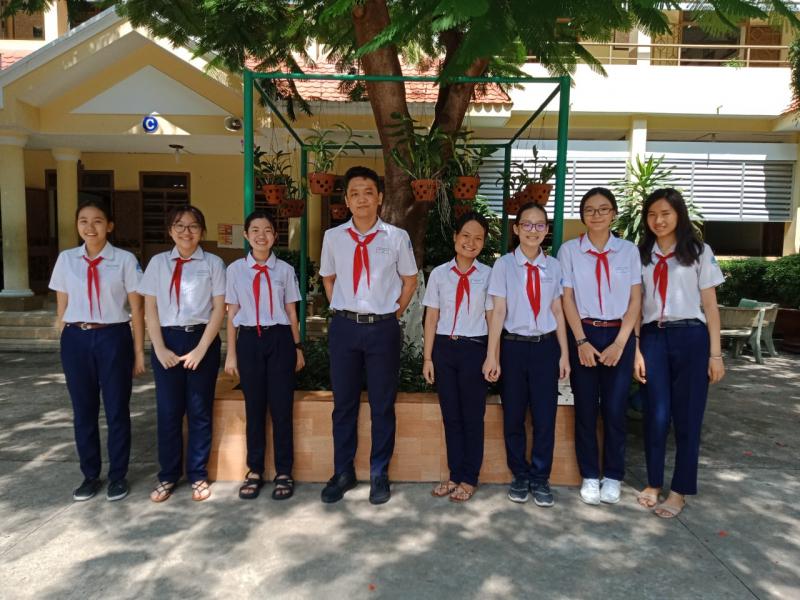 Trường THCS Chu Văn An