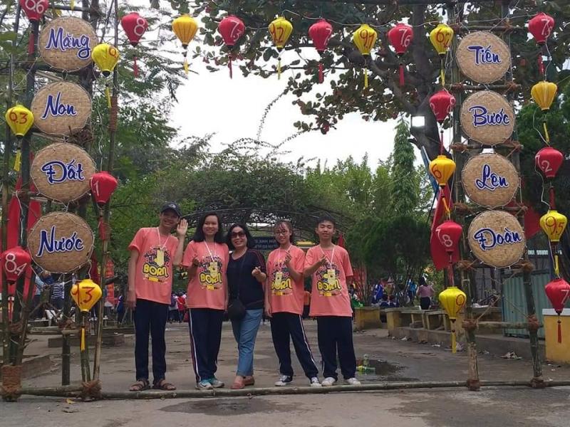 Trường THCS Kim Đồng