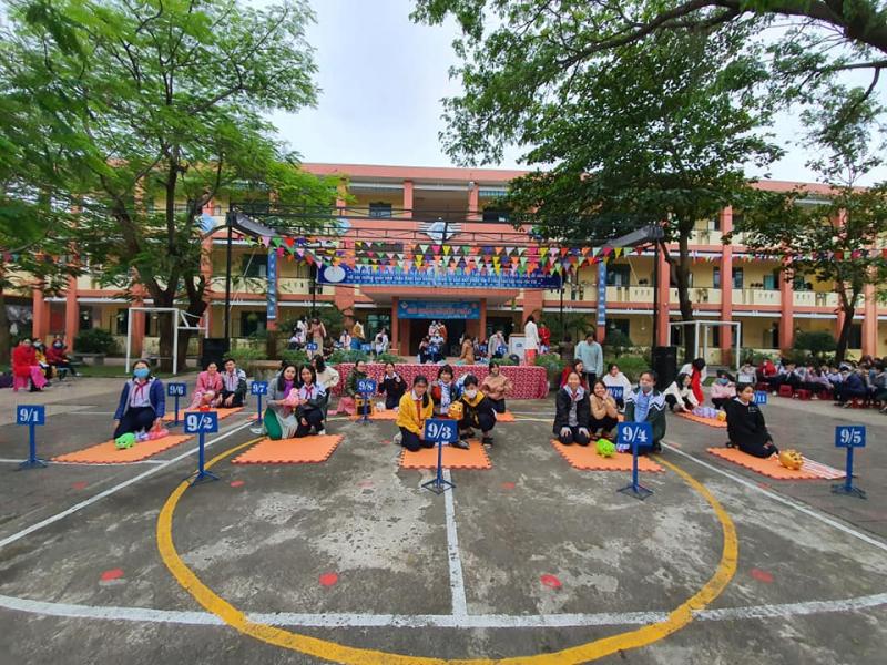 Trường THCS Lê Độ