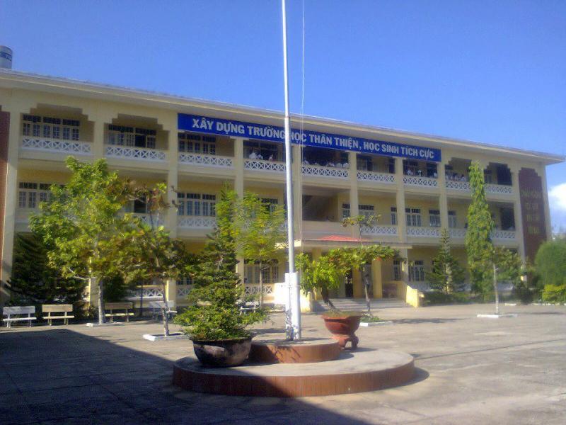 Trường THCS Lương Thế Vinh
