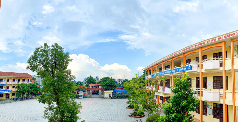 Trường THCS Mạo Khê II
