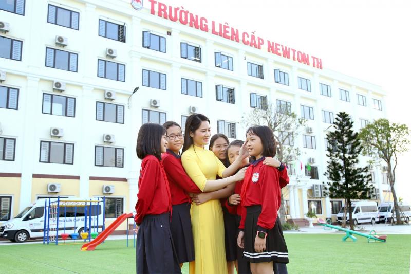 Trường THCS Newton TH