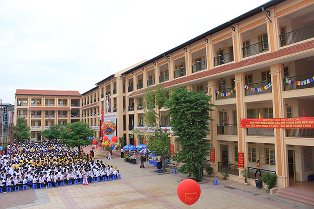 Trường THCS Nguyễn Du